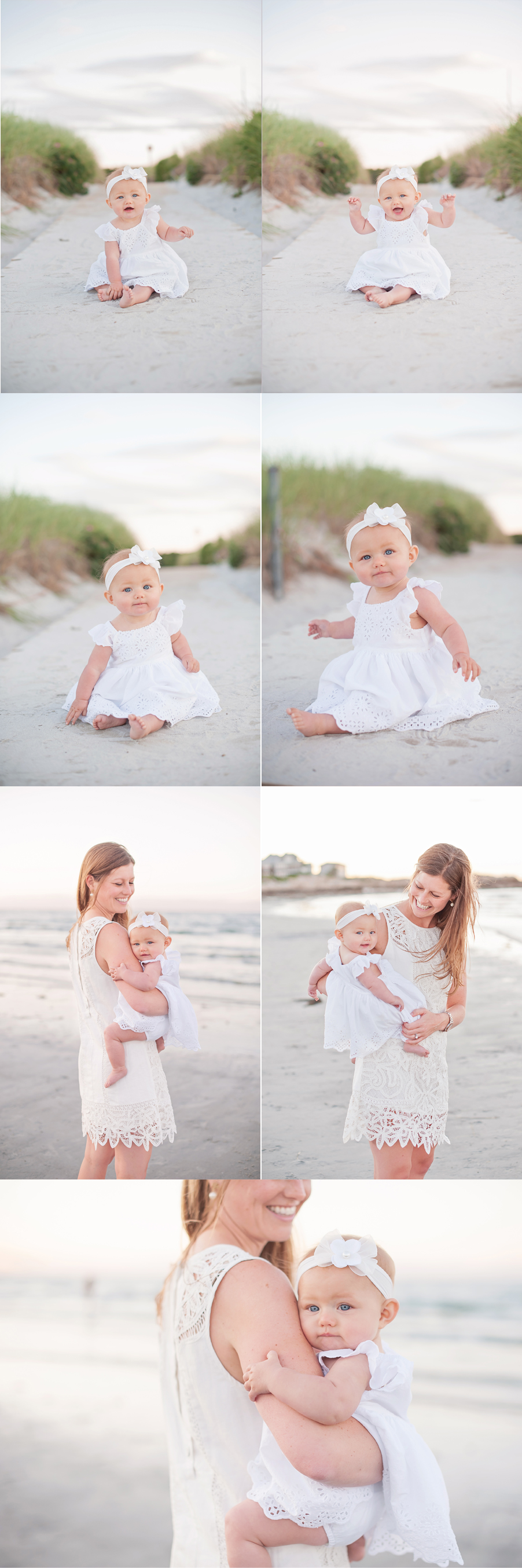 massachusetts baby and family beach photographer